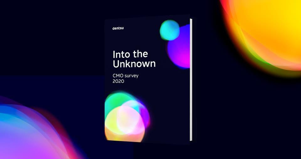 Dentsu grupi CMO Survey 2020 uuringutulemused